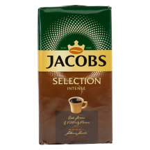 Kohv jahvatatud Selection Intense Jacobs 500g
