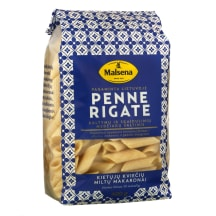 Makaronai MALSENA PENNE RIGATE, 400 g
