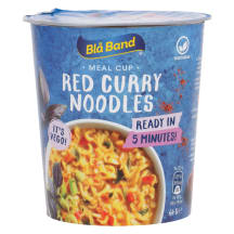 Nuudliroog Red Curry Blå Band 64g
