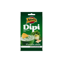 Mērcīte čipsiem Ādažu Dipi dārza zaļumi 15g