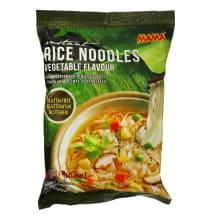 Ātri pagat. rīsu nūdeļu zupa MAMA dārzeņu 55g
