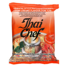 Makaronai TOM YUM THAI CHEF, 60 g