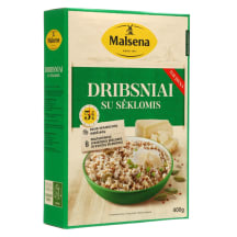 Dribsniai su sėklomis MALSENA, 400 g