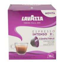 Kavos kapsulės LAVAZZA ESPRESSO INTENSO, 128g