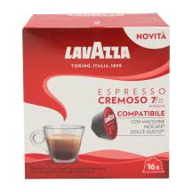 Kavos kapsulės LAVAZZA ESPRESSO CREMOSO, 128g