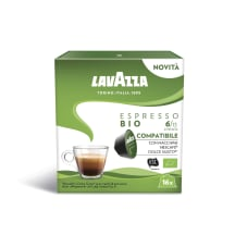 Kafijas kapsulas Lavazza Espresso BIO 16x8g