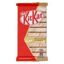 Vahvlibatoon deluxe coconut KitKat 112g