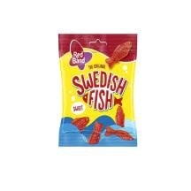 Kummikommid Swedish Fish Red Band 100g