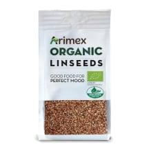 Ekologiški linų sėmenys ARIMEX, 200g