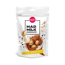 Kukurūzas bumbas Mad Milk šokolādē 90g
