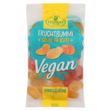 Želejkonfekt. Vegan ar eksotisko augļu g. 80g