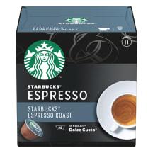 Kavos kapsulės STARBUCKS ESPRESSO ROAST, 66 g