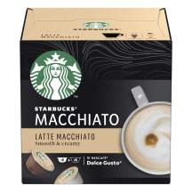 Kavos kapsulės STARBUCKS LATTE MACCHIATO,129g