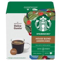 Kohvikapslid House Blend Starbucks 102g