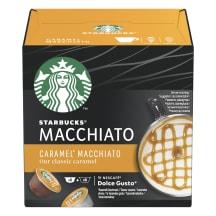 Kohvikapslid Caramel Macchi. Starbucks 127,8g