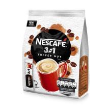 Kafijas dzēr. Nescafe 3in1 Toffee Nut 10x16g