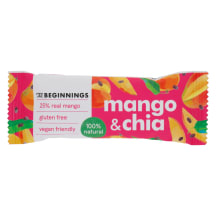 Toorbat. mango&chia The Begin. gluteeniv. 40g