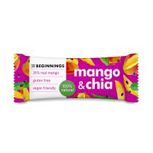 Toorbat. mango&chia The Begin. gluteeniv. 40g