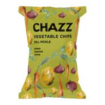 Čipsi Chazz dārzeņu, marinētu gurķu garša 75g