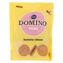 Küpsised mini banaani Domino Fazer 99g