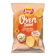 Bulvių trašk.vover. sk.LAY'S OVEN BAKED,125g