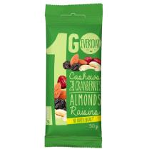 Kuiv.marjade ja pähklite segu Arimex 1 GO 50g