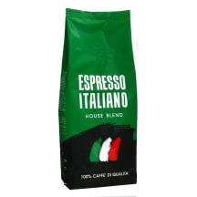 Kavos pup., ESPRESSO ITALIANO HOUSE BLEND,1kg