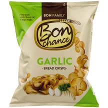 Duonos traškučiai su česnak. BON CHANCE, 240g