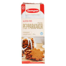 Piparkoogid Semper gluteenivaba 150g
