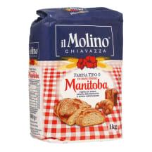 Kvietiniai miltai MANITOBA, 1 kg