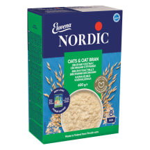 Kaerahelbed kaerakliidega Nordic 600g