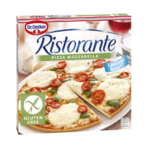 Pica mozzarella gluenfree sald. 370g