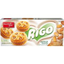 Cepumi Sweet Plus Rigo ar zemesriek. kr. 165g