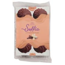 Zefīri Soffia vaniļas kakao glazūrā 216g