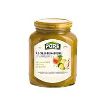Ievār. Pūre ābolu-bumbieru, mazkaloriju 390g