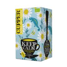 Ekol. žolelių arbata KEEP CALM CUPPER, 35 g