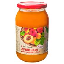 Küpsetuskindel täidis aprikoos Rõngu Mahl 1kg
