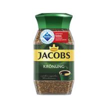 Šķīstošā kafija Jacobs Kronung 100g