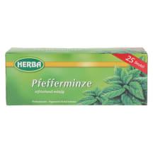 Tee piparmündi Herba 25x1,5g