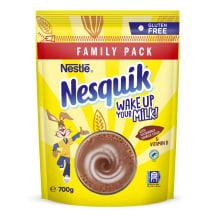 Šķīstošais kakao dzēriens Nesquik 700g
