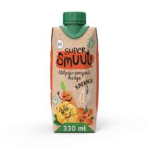 Supersmuuti astelpaju-porgandi-mango 0,33l
