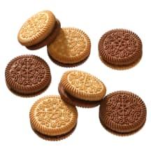 Sausainiai su šokolado sk. kremu DVYNUKAI,1kg