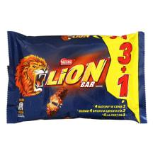 Šokolaadibatoon Lion multipakk 4x42g