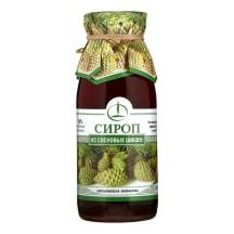 Pušų kankorėžių sirupas, 250 g