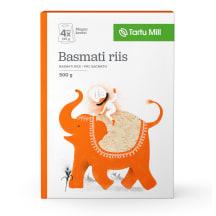 Basmati riis Tartu Mill 4x125g