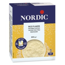 Riisihelbed Nordic 800g