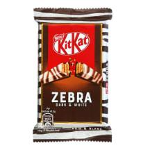 Vahvlibatoon zebra KitKat 41,5g