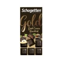 Šokoladas SCHOGETTEN GOLD DA.COCOA, 100g