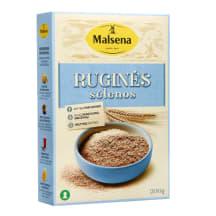 Rugių sėlenos MALSENA, 200 g