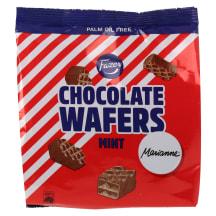 Vahvlipalad šokolaadi Fazer 175g